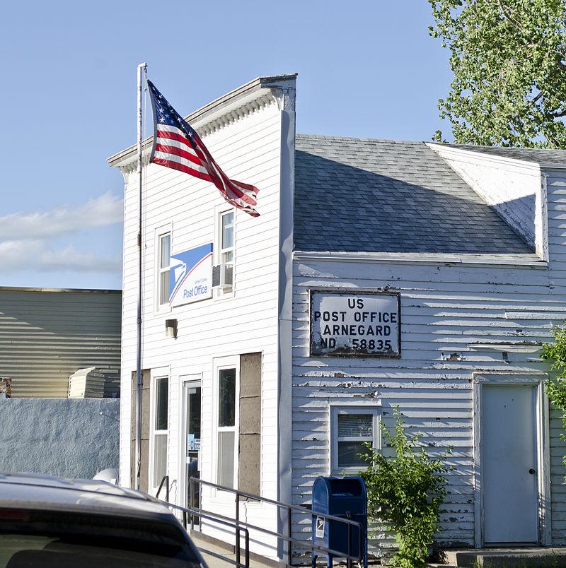 ArnegardSchool - Bakken Business Center